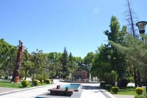 Plaza San Martin_San Rafael_Mendoza