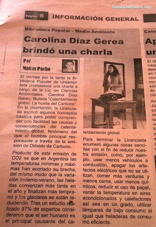 prensa_semanario de aca_urdampilleta